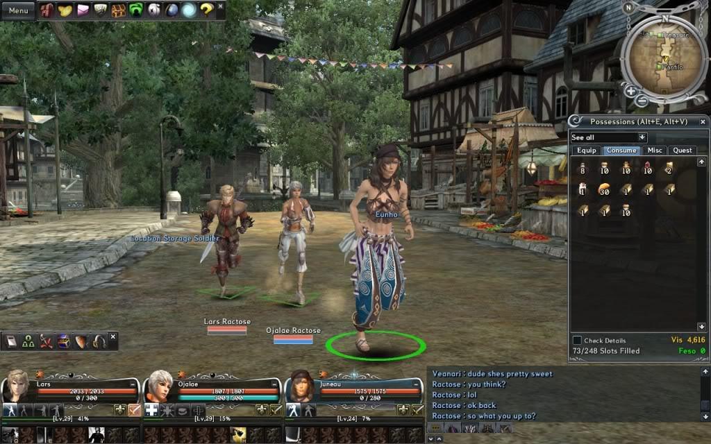 Sword of the New World: Granado Espada SwordoftheNewWorld2