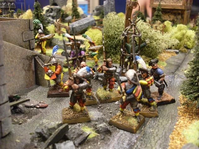 The Chronicles of Daniel36 - Mordheim Adventures MordheimBattle-01