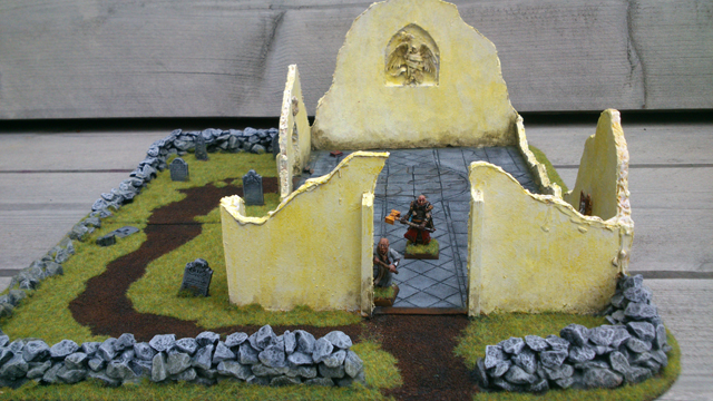 The Chronicles of Daniel36 - Mordheim Adventures Temple-001