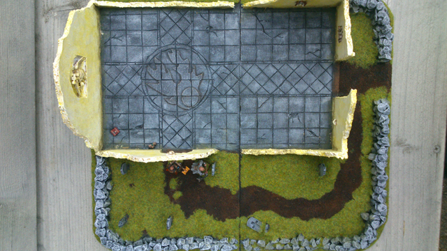The Chronicles of Daniel36 - Mordheim Adventures Temple-002