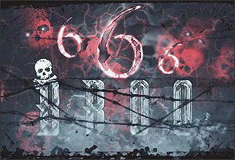 EVIL 666 BROO666-1