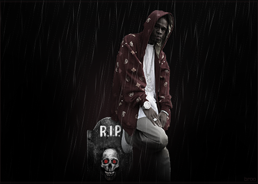 EVIL 666 Cham_rain