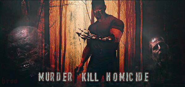 EVIL 666 Murderbroo666