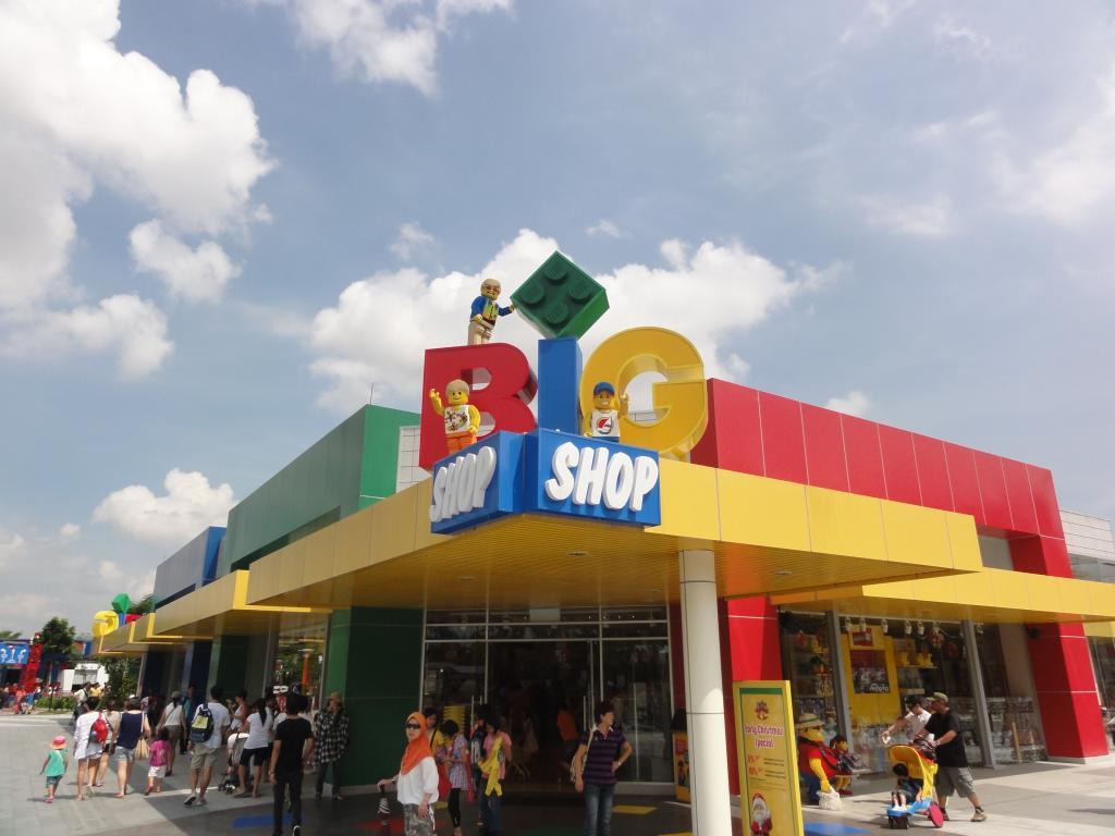 my trip to Legoland Malaysia NOV 2012 LLBigshop