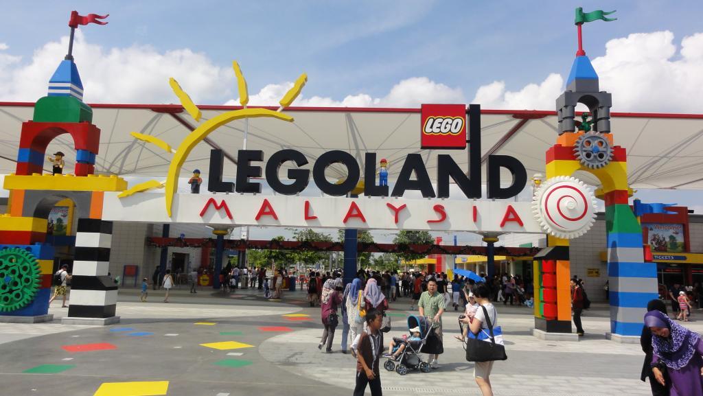 my trip to Legoland Malaysia NOV 2012 LLM