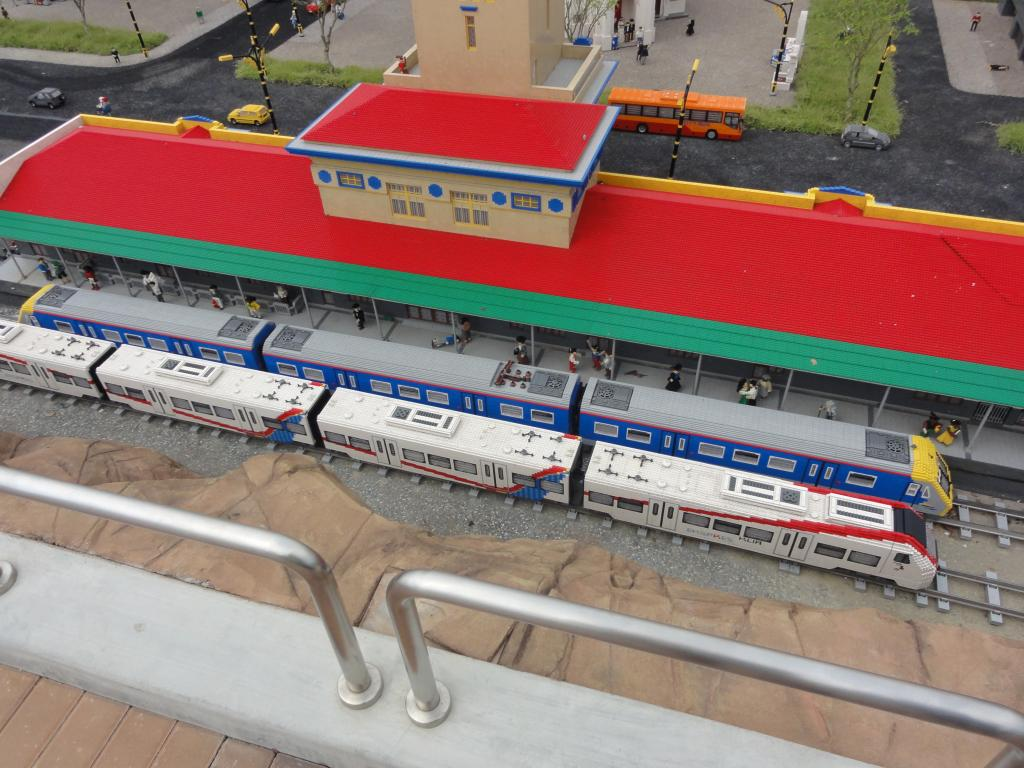 my trip to Legoland Malaysia NOV 2012 LLML13