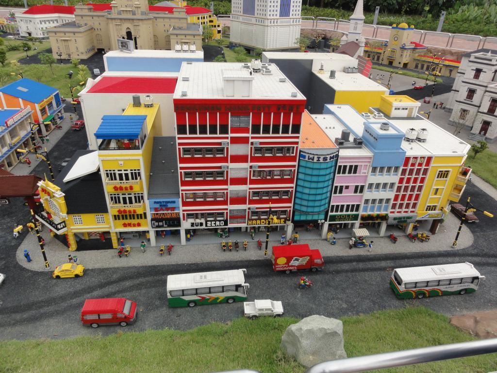 my trip to Legoland Malaysia NOV 2012 LLML14