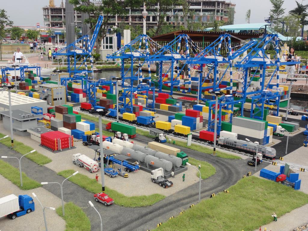 my trip to Legoland Malaysia NOV 2012 LLML17