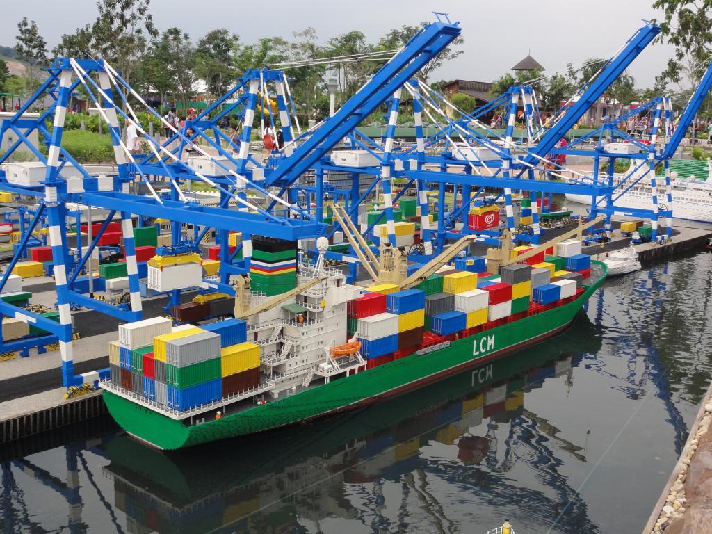 my trip to Legoland Malaysia NOV 2012 LLML18