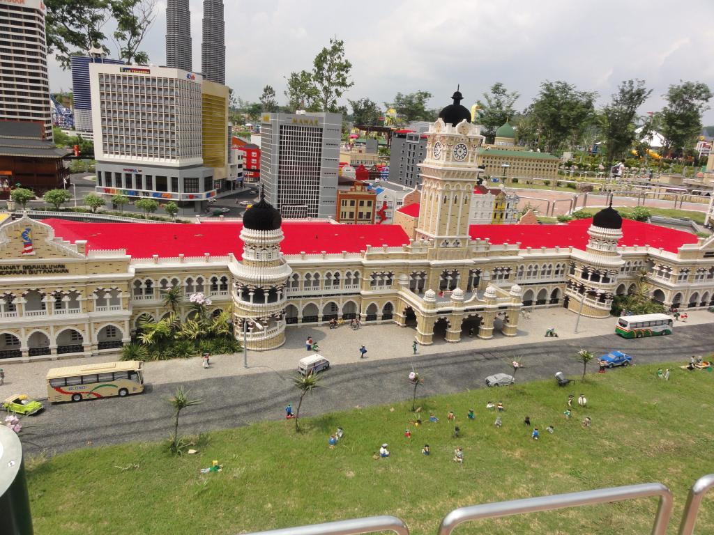 my trip to Legoland Malaysia NOV 2012 LLML2