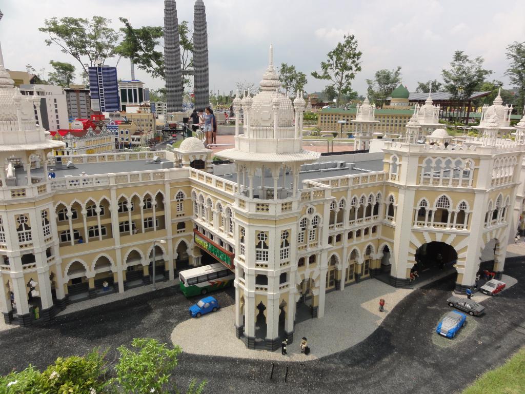 my trip to Legoland Malaysia NOV 2012 LLML4