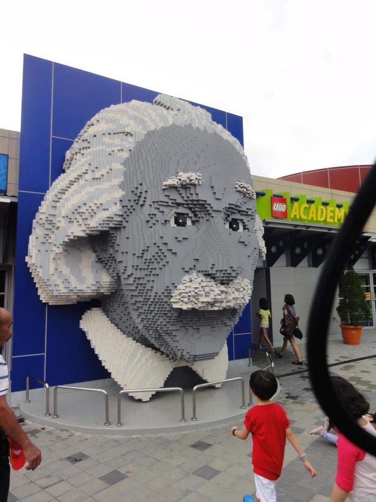 my trip to Legoland Malaysia NOV 2012 LLeinstein