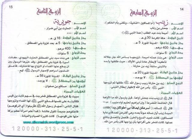كتاب اسرة الرسول محمد (ص) 118
