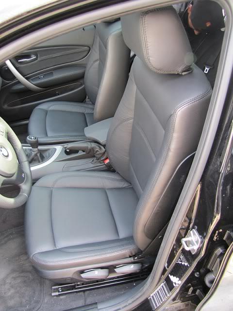 AUTO LEATHER tapicería en cuero BMW0101