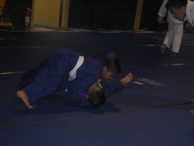 Cyril in Jiu Jitsu Class 102208218