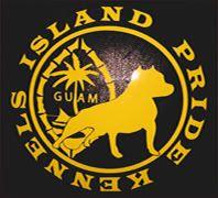 Island Pride Kennels (Stickers) IPKLOGOGUAMSEAL