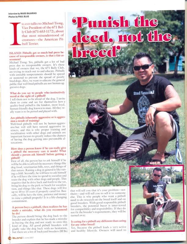 Island Magazine:  671 Bully Club & Island Pride Kennels Scan0001