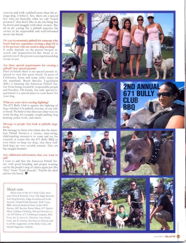 Island Magazine:  671 Bully Club & Island Pride Kennels Scan0002