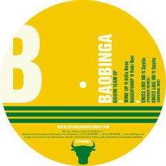 BAOBINGA Previews now online! STEAK003_sideB_label-1