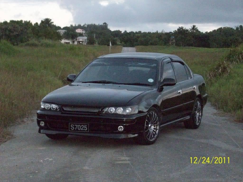 1993 ae100 (JDM) se limited. 100_4390