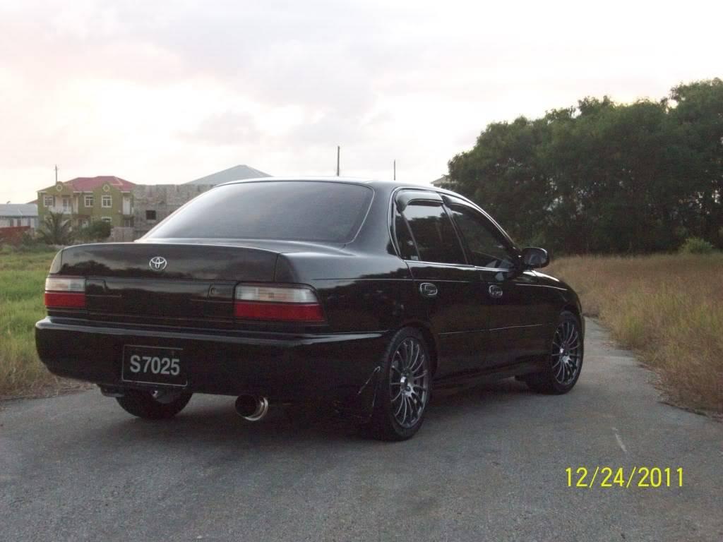 1993 ae100 (JDM) se limited. 100_4396