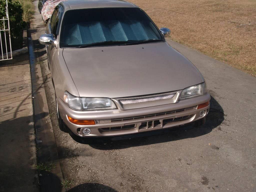 1993 ae100 (JDM) se limited. Newrolla001