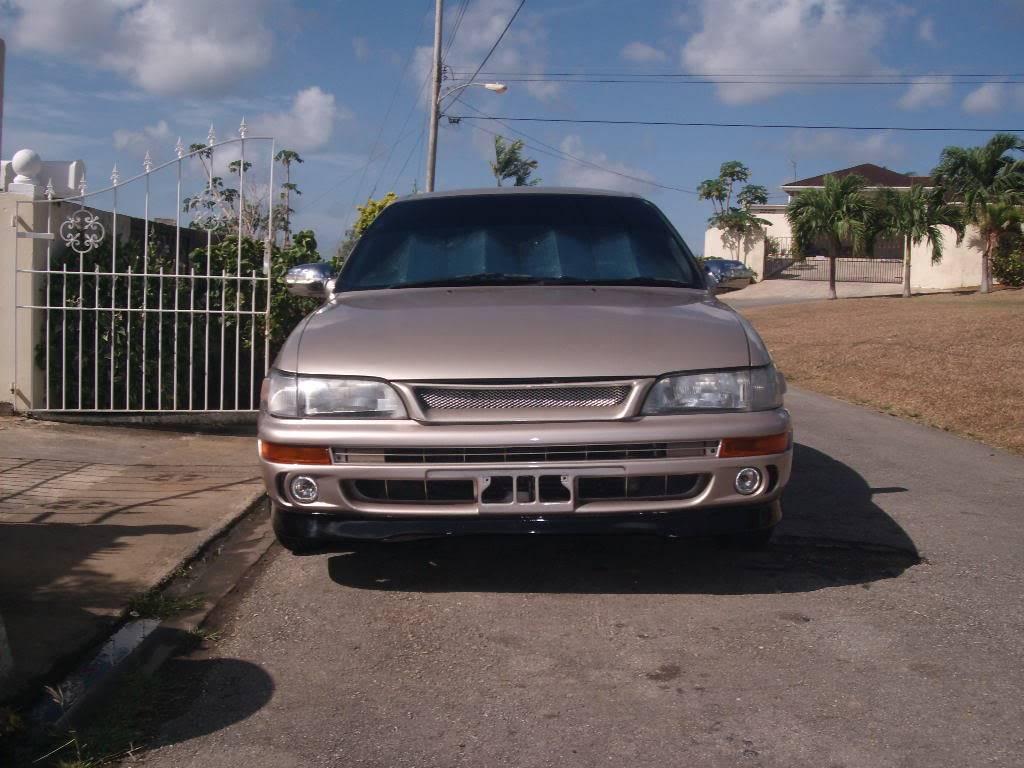 1993 ae100 (JDM) se limited. Newrolla004