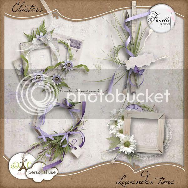 Fanette Design  - Page 2 Preview_clusters_lavendertime_fanette