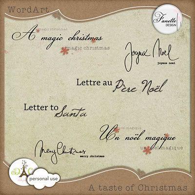 "WA ""A taste of Christmas"" | FREEBIE Preview_wa_atasteofchristmas_fanette"
