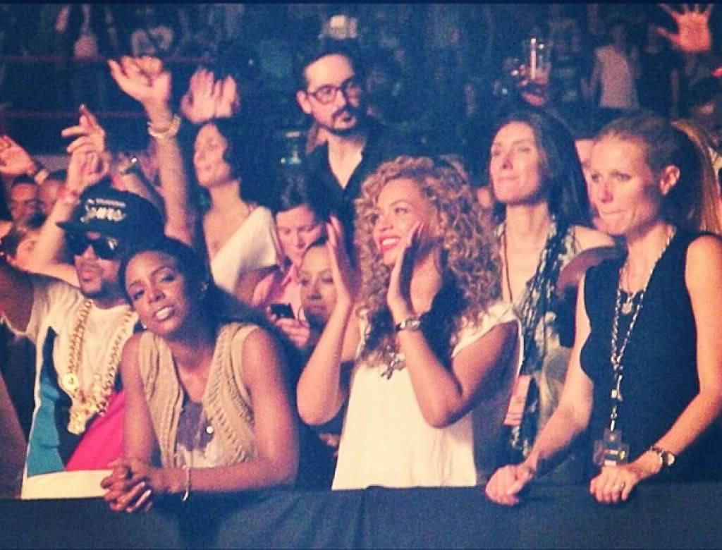 Beyoncé est à Paris! 123