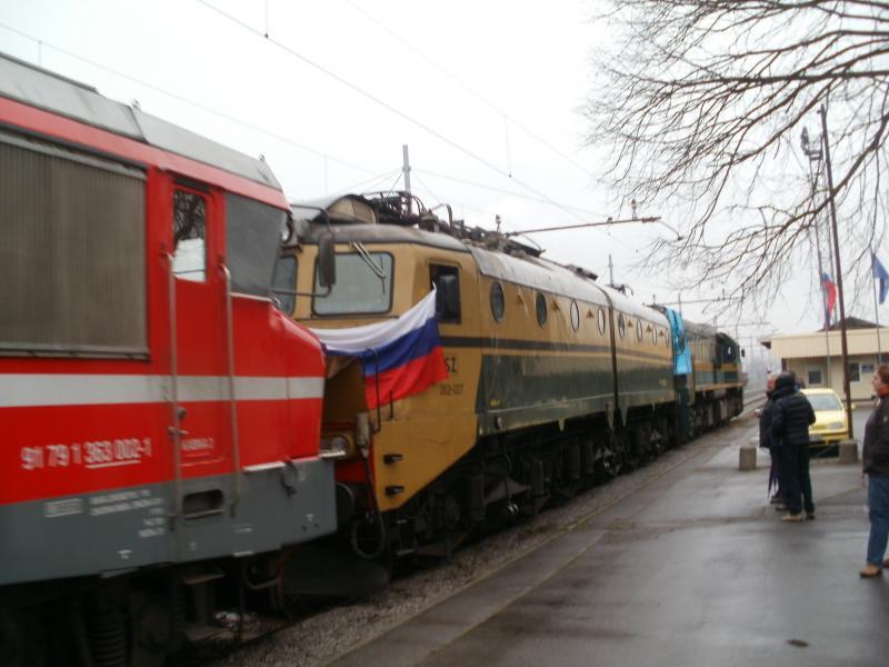 Društvo ljubiteljev železnic Ilirska Bistrica i DPŽ Štacion 042-1