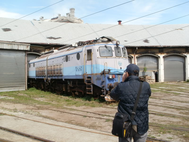 Društvo ljubiteljev železnic Ilirska Bistrica i DPŽ Štacion 060-4