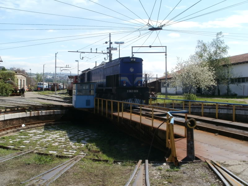 Društvo ljubiteljev železnic Ilirska Bistrica i DPŽ Štacion 061-3