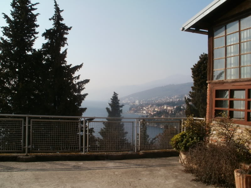 Trasa Matulji - Opatija - Lovran P2230224
