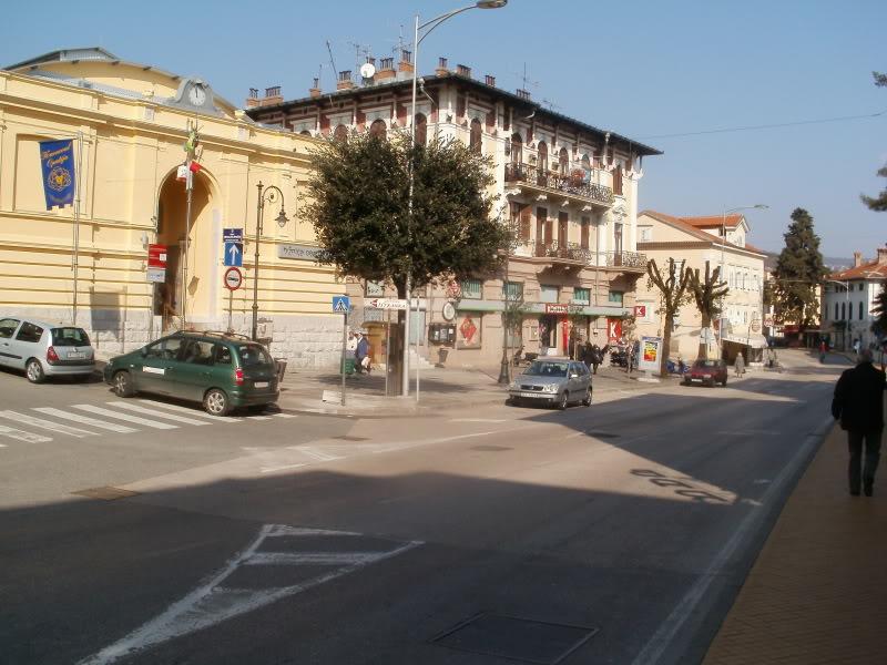Trasa Matulji - Opatija - Lovran P2230226