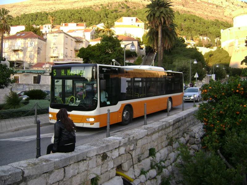 Tramvaj u Dubrovniku Picture6411