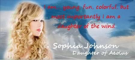 *raises hand* I make graphics! Sophia-1