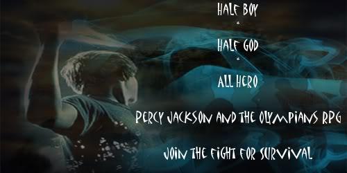 Percy Jackson RPG