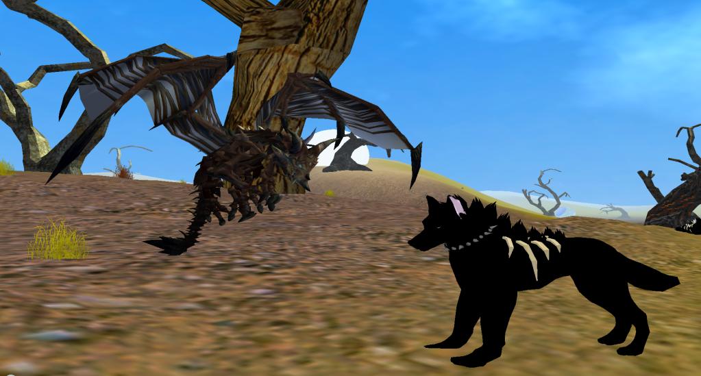 Kenta's Pets in-game 2