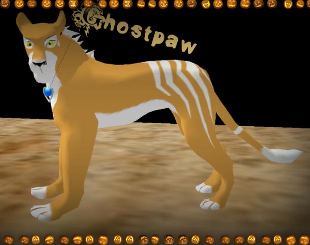 Kenta's Characters WIP Ghostpaw-1