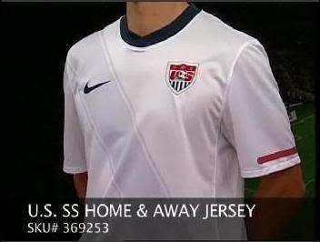 Images clothes of the 2010 World Cup teams 2010mnt