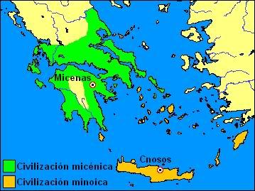 Historia - ESPARTA Mycenae