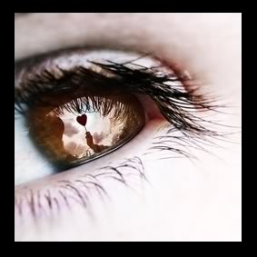 Section Je t'aime, amour & coeurs Eye-3