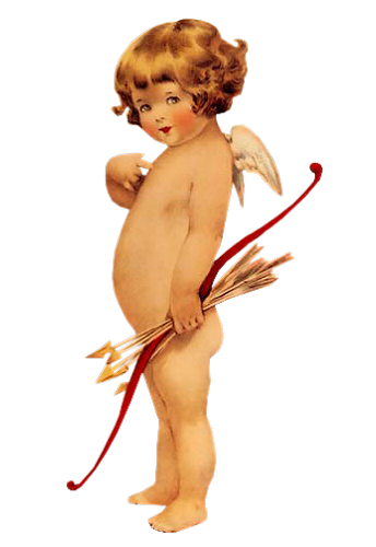 Section St-Valentin Cupidon