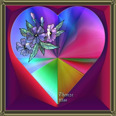 Section Je t'aime, amour & coeurs COEUR_AR