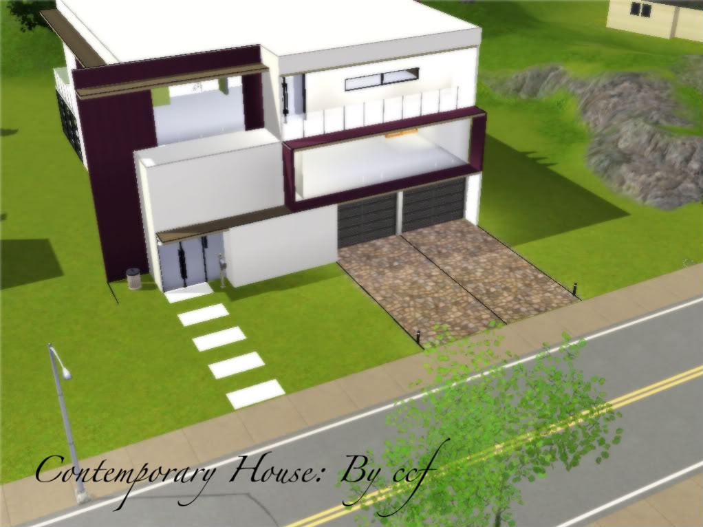 CONTEMPORARY HOUSE Screenshot-238-1