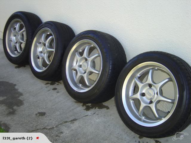 """Enkei Wheels 16"""" 4x114.3 with tyres SOLD!! 73707501_full"""