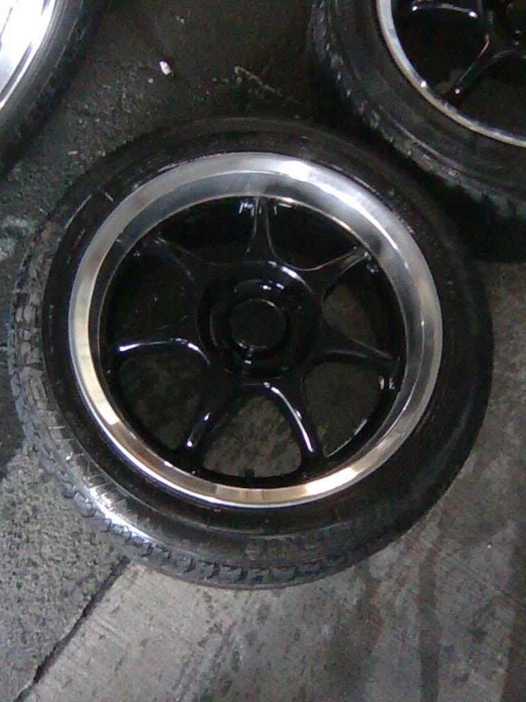 """Enkei Wheels 16"""" 4x114.3 with tyres SOLD!! Image022"""