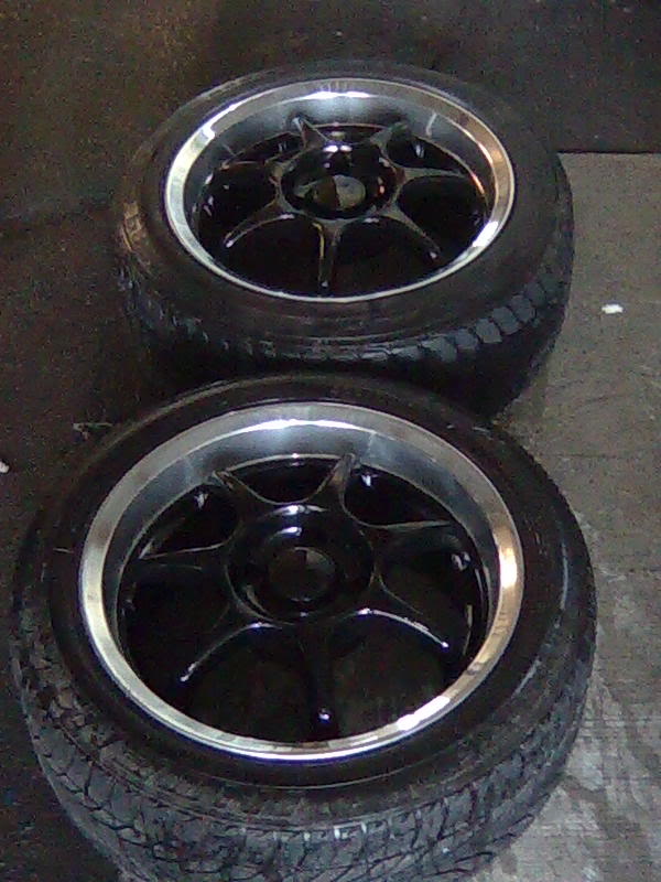 """Enkei Wheels 16"""" 4x114.3 with tyres SOLD!! Image024"""