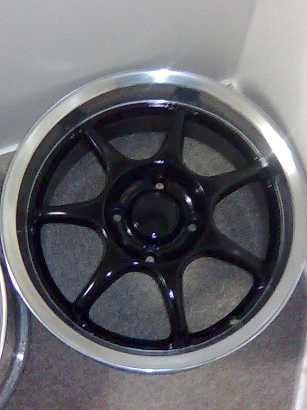 """Enkei Wheels 16"""" 4x114.3 with tyres SOLD!! Rcon1"""